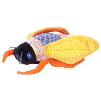 TY Beanie Baby - Twitterbug the Cicada (6.5 inch)