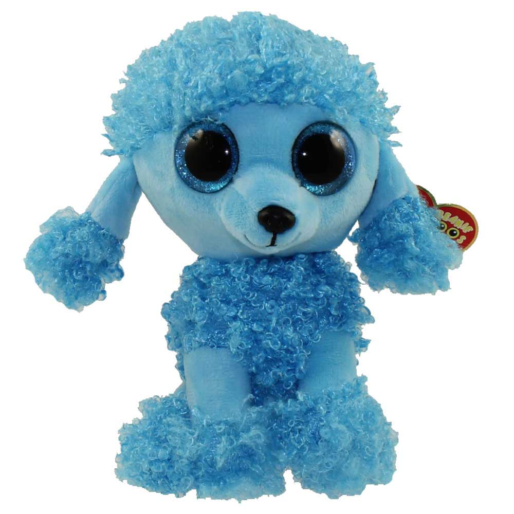 Ty Beanie Boos - Mandy the Blue Poodle