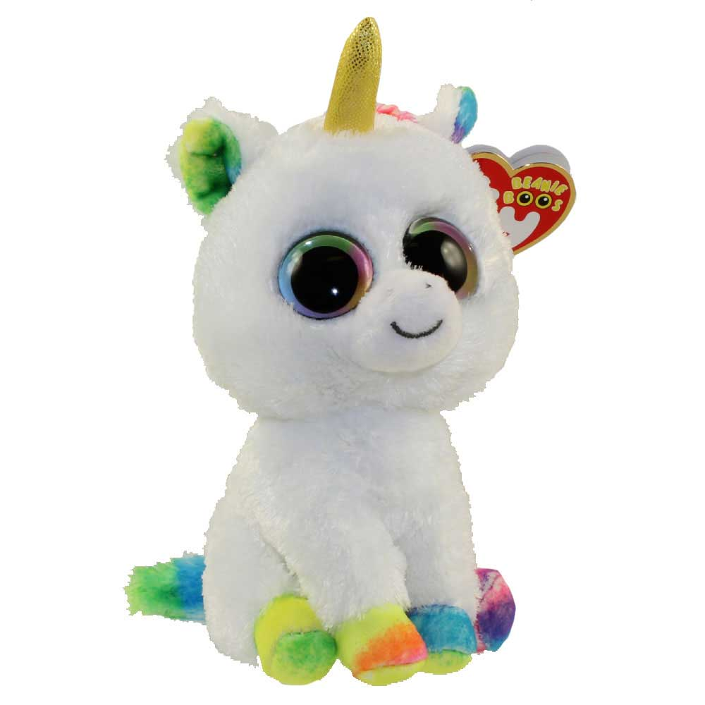 Ty Beanie Boos - Pixy the Unicorn