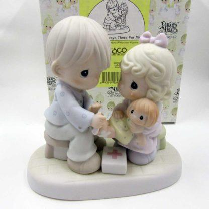 figurine with box