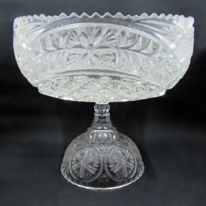 Compote Dessert Bowl by Crystal Clear Industries