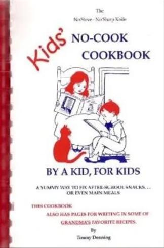 Kids' No-Cook Cookbook