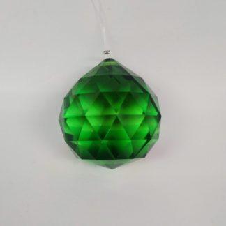 Green Crystal prism