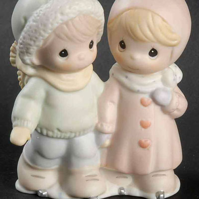 Precious Moments Hank & Sharon (Sugar Town) #184098