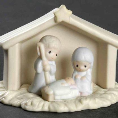 Precious Moments Nativity Scene (Sugar Town) #529508