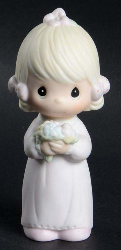 Precious Moments Bridesmaid (Bridal Series) #E2831