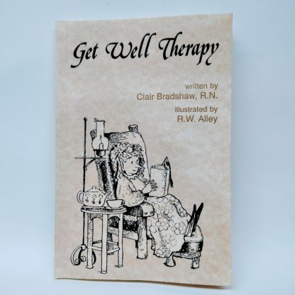 Elf Help book: Get Well Therapy