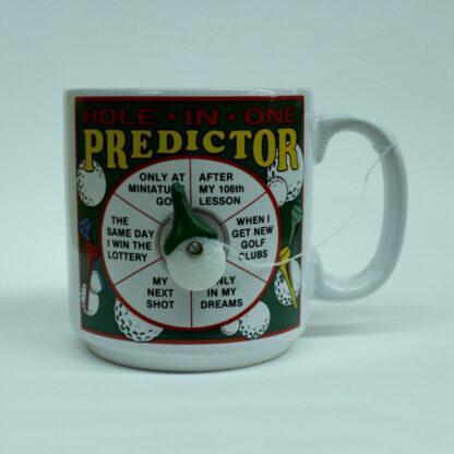 Hole in One Predictor Novelty Mug